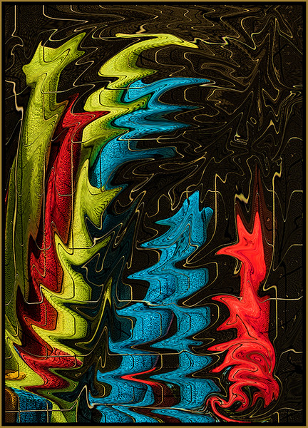 Marie Rakoczy - Color Tension