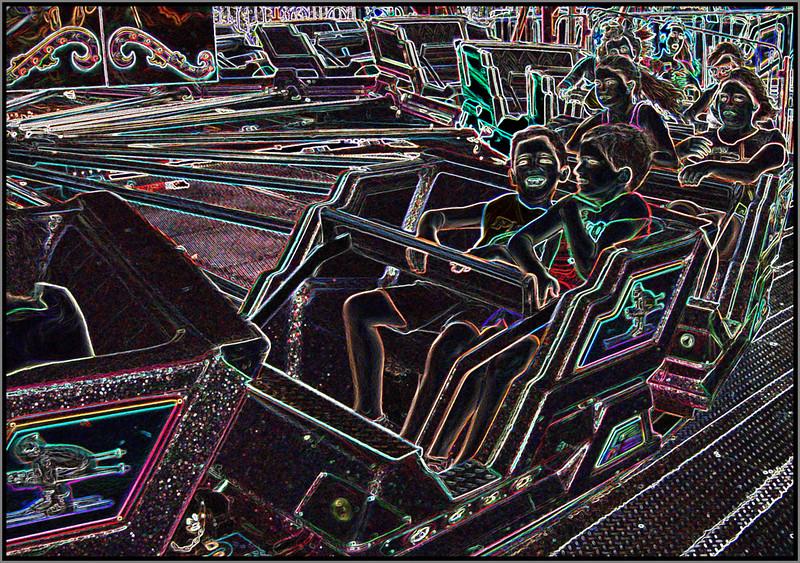 Sharon Peterson-Roller Coaster Ride