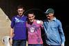 Dimas Aliprandi et Elton Plaster avec Mr. Aliprandi , Espiritu Santo, Bresil, Mai 20, 2012.  (Austral Foto/Renzo Gostoli)