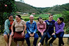 Famille Aliprandi, Espiritu Santo, Bresil, Mai 20, 2012.  (Austral Foto/Renzo Gostoli)