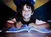 REPRODUCTION-Elton Plaster enfant, Espiritu Santo, Bresil, Mai 20, 2012.  (Austral Foto/Renzo Gostoli)