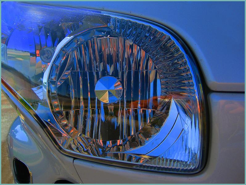 John Peterson-Honda Headlight