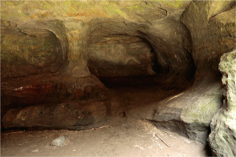 Louis Sobolewski-2 Caves at Cascade Falls_1