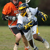 BCC vs Rockville high school boys lacrosse. BCC won 15-0