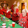 Seniors enjoy a party at Laurel Beltsville Senior Activity Center