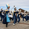 Northwestern High School Band performs at Bladensburg Waterfront Park