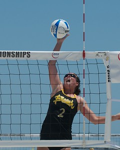 Example: fast sports action (1st intercollegiate sand volleyball championship, Gulf Shores, AL, 2012)