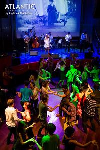 Thursday night - Dancing on Stompin at Six