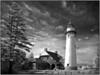 Joe Rakoczy - Lighthouse At Seul Choix BW