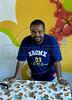 "CLARIN 02- CON NOTA DE ELEONORA GOSMAN - ""Feijao"" coordinador de Afroreggae, Rio de Janeiro, Brasil,  Octubre 30, 2009.  (Austral Foto/Renzo Gostoli)"
