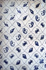 Edificio Capanema, detalle de mosaicos del artista plastico Portinari, Ministerio de Educacion, Rio de Janeiro, Brasil,  Abril 17, 2008.  ((Austral Foto/Renzo Gostoli))