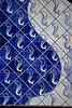 Edificio Capanema,Ministerio de Educacion, detalle de mosaicos disenados por el artista plastico Portinari, Rio de Janeiro, Brasil,  Abril 17, 2008.  ((Austral Foto/Renzo Gostoli))