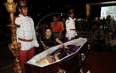 Dom Eugenio Sales, ex-cardinal of Rio de Janeiro, funeral in Cathedral, Rio de Janeiro, Brazil, July 10, 2012. (Austral Foto/Renzo Gostoli)