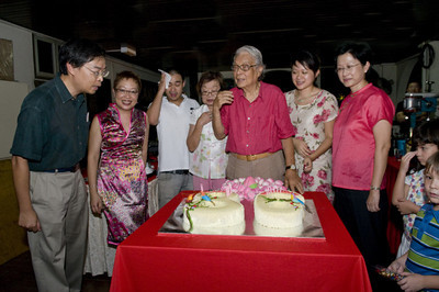 Tan Sri Chong's Birthday Party