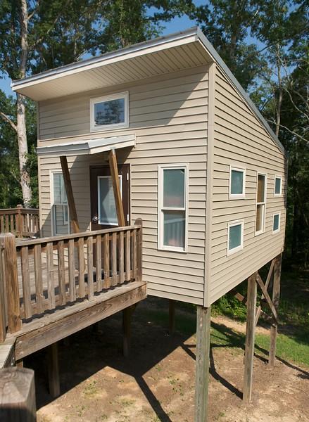 'Tree House' bunk area (sleeps eight)