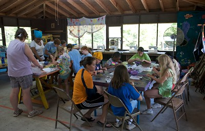 Craft building & activity