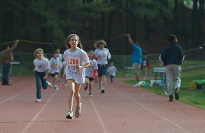 Race 1 runner