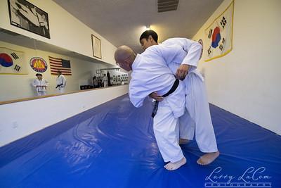 Won Moo Hapkido Studio, taught by Robert Aguilar