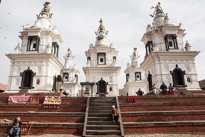Pashupati Briddhashram, Kathmandu, Nepal.