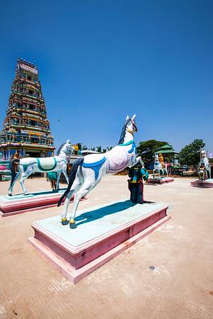 Shri Ankaala Parameshwari Temple.