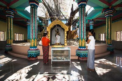 Shri Muneeshwaran Temple.