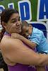 Para Infosurhoy - Elisabeth da Silva, habitante del Complexo do Alemao, Rio de Janeiro, Brazil, Diciembre 10. (Austral Foto/Renzo Gostoli)
