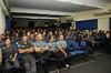 FLUPP -  Alunos da Acadepol assistem a palestra, Sulacap, Rio de Janeiro, Brasil, Junho 29, 2012.  (Austral Foto/Renzo Gostoli)