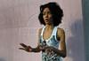 FLUPP - Alessandra Martins, participante do FLUPP no Centro Cultural Cartola, Mangueira, Rio de Janeiro, Brasil, Junho 30, 2012.  (Austral Foto/Renzo Gostoli)
