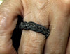 CAIS DA IMPERATRIZ-  A arqueóloga Tânia Lima do IPHAN mostra um anel de fibra vegetal achado no Cais Da Imperatriz e do Valongo, Rio de Janeiro, Brasil, Marco 25, 2011.  (Austral Foto/Renzo Gostoli)