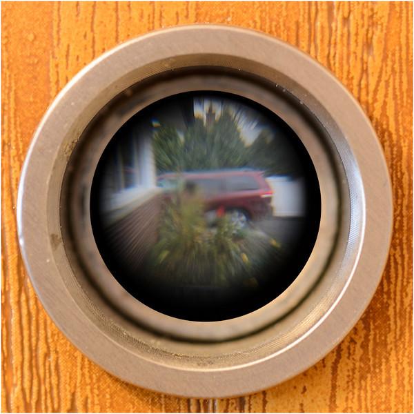 Dave Waycie - Through the Peephole
