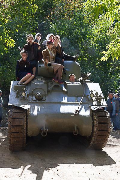 j ballengee_Tank Driver