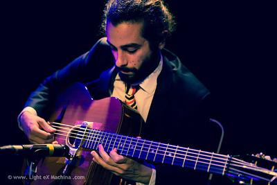 Paris Lindy EXchange - saturday party - Hot Swing guitar