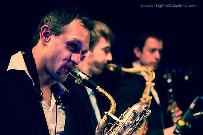 Paris Lindy EXchange - friday Bal Swing - Hot Sugar Band