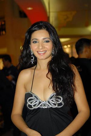 Bollywood stars at Coolshades, KLCC