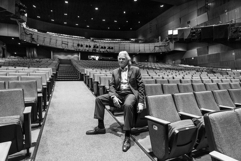 SÃO PAULO, BRAZIL. August, 20th - 2015. Mr. Fernando Alterio, CEO of Time4Fun, one of the largest brazilian companies producing orginal and adapted Broadway shows inside one of the Theaters owned by T4F. CREDIT: Cristiano Burmester Portraits / Retratos