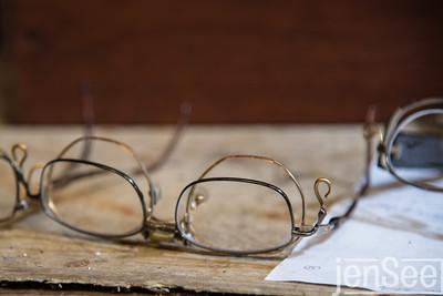 Charlie Cunningham's Glasses
