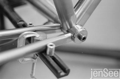 Frame Builders | Steve Potts