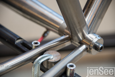 Frame Builders | Steve Potts
