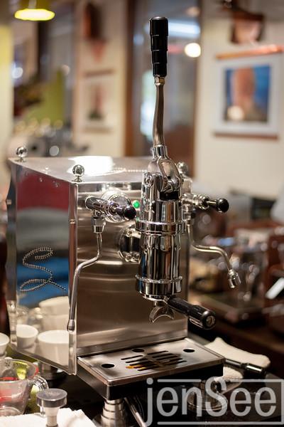 Salvatore Espresso | Solvang, Ca