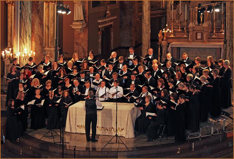 Sharon Peterson-Church Choir