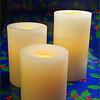 John Peterson-Candles Three