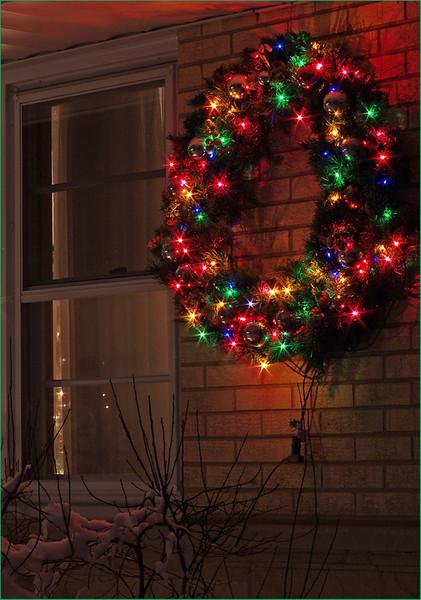 John Peterson-Wreath Next Door
