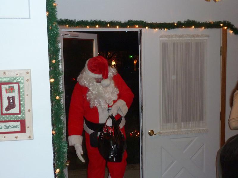 Rich Boyle - Santa