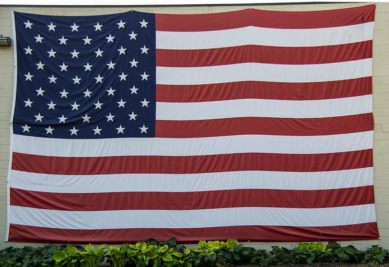 Tom Vinvent - The Flag-201 N AH Rd