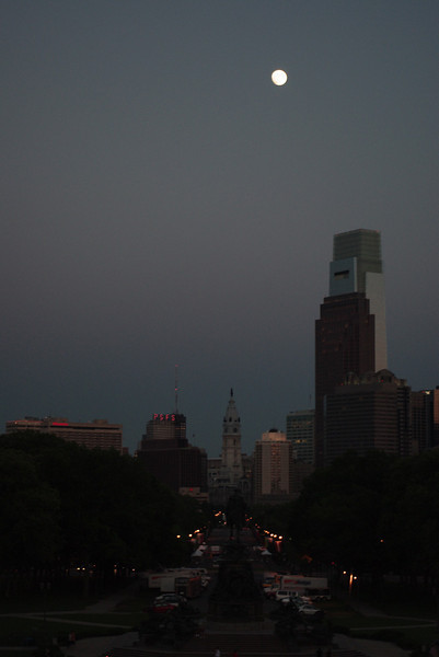 Suzanne Maso Summer 2012 Philly at night