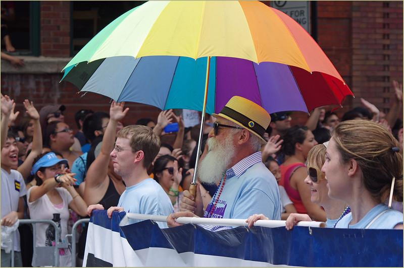 John Peterson-At The Parade