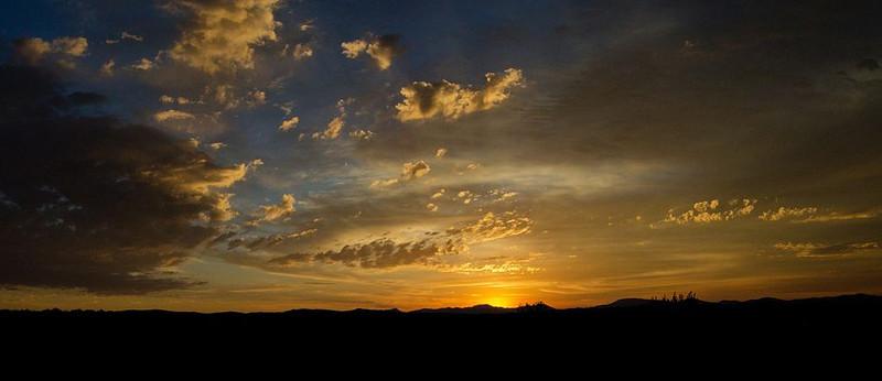 Sue Lindell 5  Big Sky Sunrise