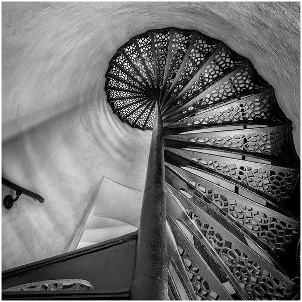 JerryHug-Lighthouse-Stairs