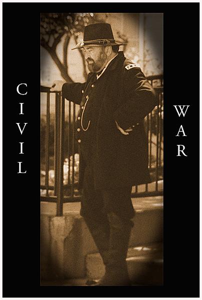 Civil War General<br /> Gary Taylor