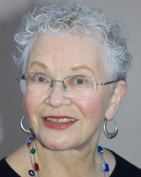 Author Trina Robbins in New York 2011 at a book signing